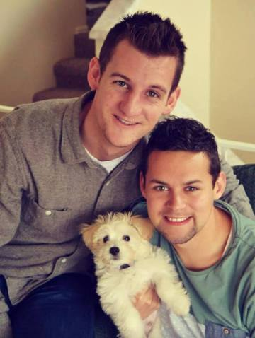 Jake and Sean